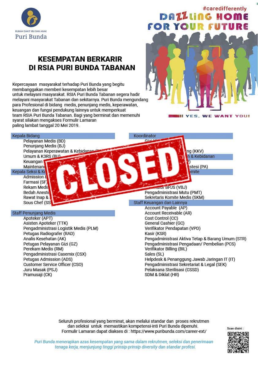 lowongan-closed